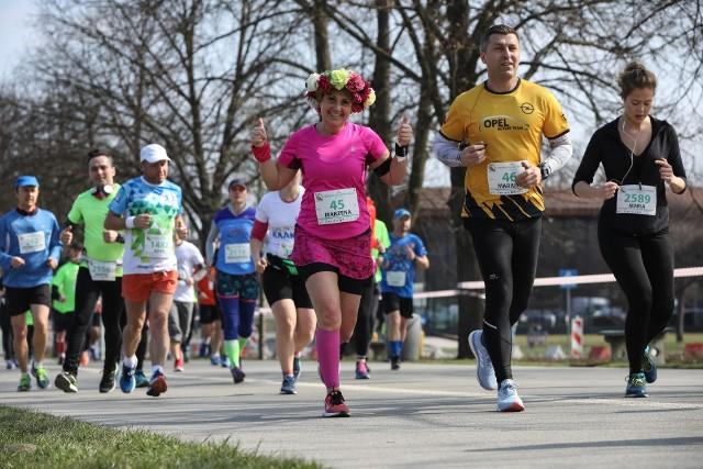 Półmaraton Marzanny 2019 w Krakowie