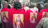 Łagiewniki. Intronizacja Chrystusa na Króla
