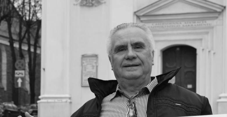 Janusz Dzięcioł nie żyje. Msza święta w środę w Grudziądzu, ceremonia pogrzebowa w czwartek w Olsztynie