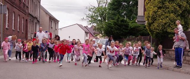 Gorzów Śląski biega 2021 - biegi dzieci