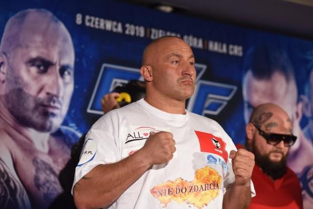 Marcin Najman zapowiedział, że stoczy kolejna walkę w formule MMA.
