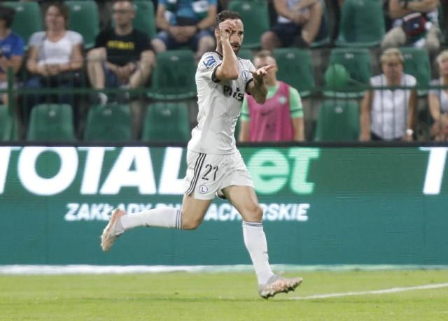 Warta Poznań - Legia Warszawa 0:2