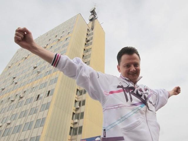 Mam nadzieję, że uda mi się spełnić marzenie o locie na Marsa -mówi Paweł Rejdak.