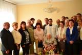 Adolfa Lewandowska ma 100 lat. Zdjęcia