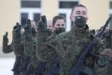 Rzeszów: Przysięga wojskowa w 3. Podkarpackiej Brygadzie Obrony Terytorialnej [ZDJĘCIA]