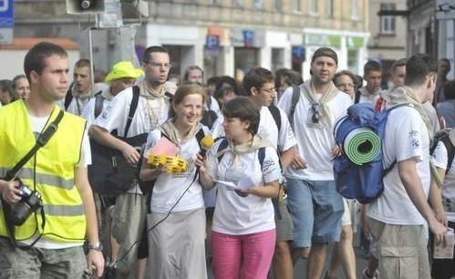 Pielgrzymi wyruszyli z Bydgoszczy