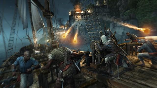 Assassin's Creed IV: Black FlagPremiera gry Assassin's Creed IV: Black Flag na PC: 22 listopada.