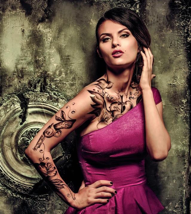 łódzkie Tatuaże To Dzieła Sztuki Dziennik łódzki