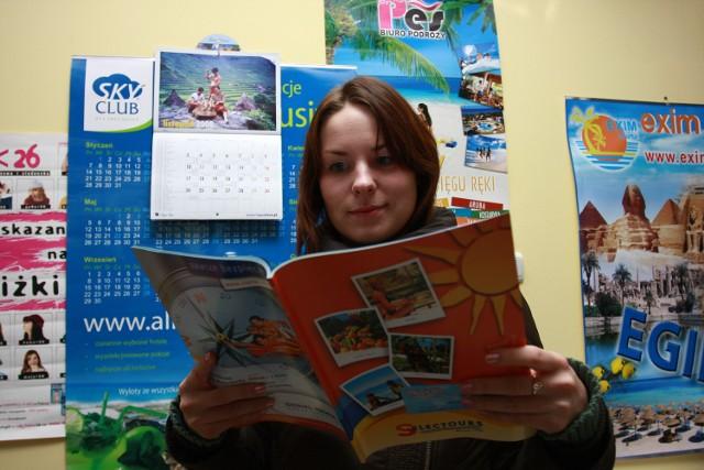 Małgorzata Łapińska przyznaje, że przy wyborze wycieczki zagranicznej ważną rolę odgrywa cena. – Dla przeciętnie zarabiającego c
