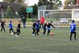 Opowieść o Sztorm Cup 2021. Dzieciom najlepiej gra się w piłkę, kiedy pada i wieje?