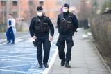 Koronawirus w komendach policji w naszym województwie