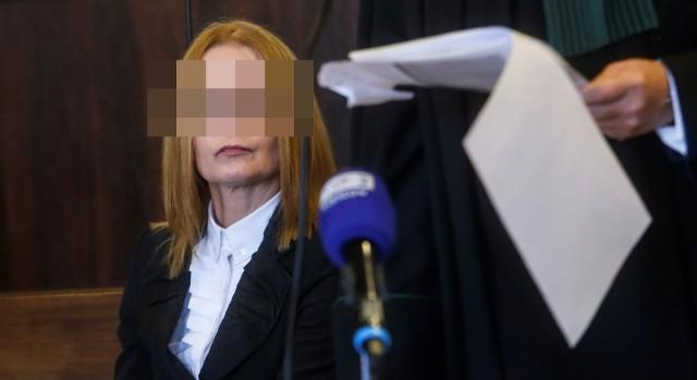 Zdjęcie wykonane podczas jednej z wcześniejszych rozpraw w tarnowskim sądzie