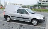 Dacia Logan pick-up z nadbudową