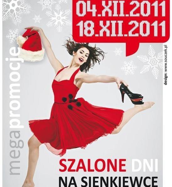 Druga odsłona handlowej niedzieli na ulicy Sienkiewicza w Kielcach już w niedzielę, 18 grudnia.