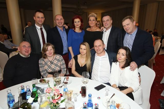 Załoga firmy Seven, właściciela marki Boramax, na czele z prezesem Marcinem Putowskim, bawiła się znakomicie.