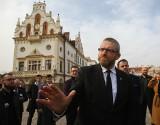 Grzegorz Braun kandydatem Konfederacji na prezydenta Rzeszowa [ZDJĘCIA i WIDEO]