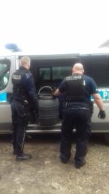 Policja zlikwidowała domową bimbrownię. Na produkcję czekało 170 litrów zacieru