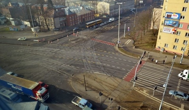 Skrzyżowanie marszałków będzie zamknięte na linii Retkinia – Widzew, a na linii Chojny – Bałuty zostanie ograniczona liczba pasów.