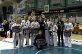Osiem medali krakowskich i wielickich karateków w Krośnie