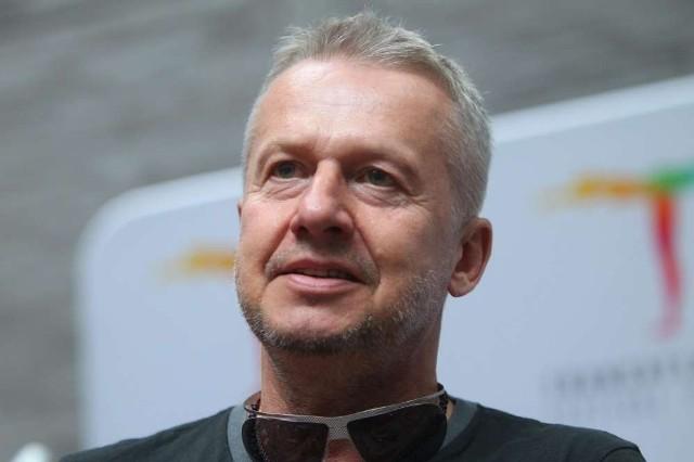 Bogusław Linda w Poznaniu opowiadał, jak kręci się... sceny erotyczne