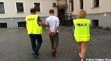 Zatrzymano dealerów z Zielonej Góry. Chcieli przemycić do Polski ponad 70 porcji heroiny