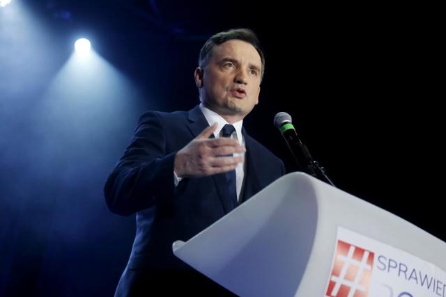 Solidarna Polska nie poprze Funduszu Odbudowy. Jest oficjalne stanowisko partii Zbigniewa Ziobry