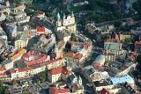 Lublin z nową atrakcją dla turystów i mieszkańców. Makieta pokazująca wygląd Starego Miasta sprzed 450 lat stanie na pl. Łokietka