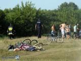 Rybaki: Do rzeki Narew skoczył 16-letni chłopak. Strażaccy nurkowie wyłowili ciało nastolatka [ZDJĘCIA]