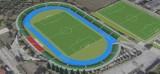 Stadion Miejski w Starachowicach zmienia swoje oblicze. Wybrano kolorystykę. W tym roku będą siedziska. Zobacz zdjęcia