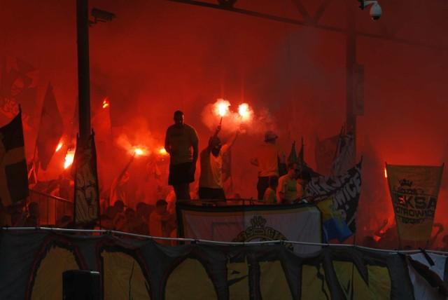 Stadion GKS Katowic do zamknięcia? Policja źle oceniła stan zabezpieczenia