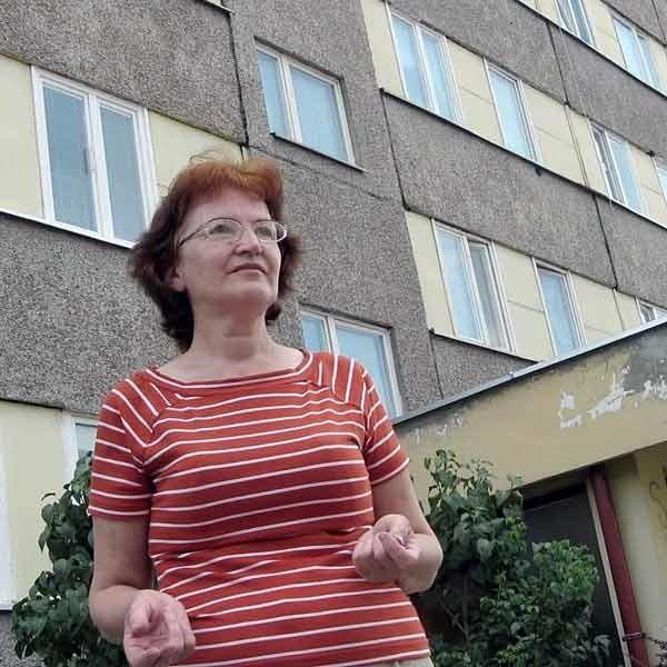 - Wszystko przez kredyt Balcerowicza. To niesprawiedliwe, że musimy płacić dużo więcej niż inni - mówi Stanisława Jamrowska z Tarnobrzega.