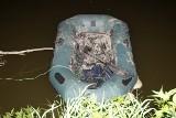 Papierosy pokonywały Bug w pontonie. Strażnicy graniczni ujęli przemytników