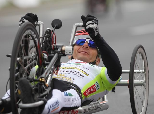 Rafał Wilk w tym roku ma w planie start w trzydniowych zawodach na Majorce oraz w maratonie w Bejrucie.