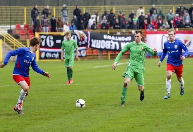 Gryf Słupsk jest wiceliderem po rundzie wiosennej.