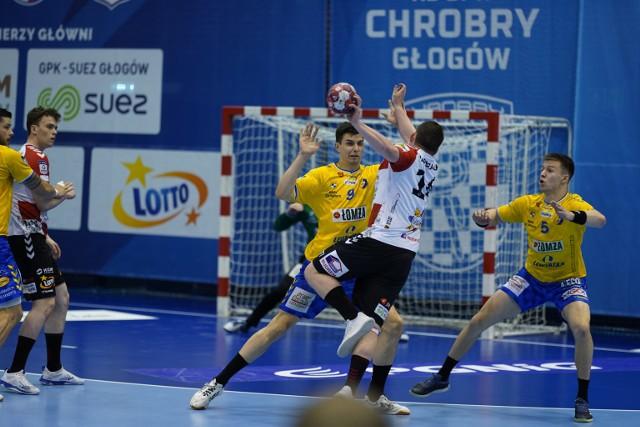 Łomża Vive Kielce wygrało w Głogowie 31:20.