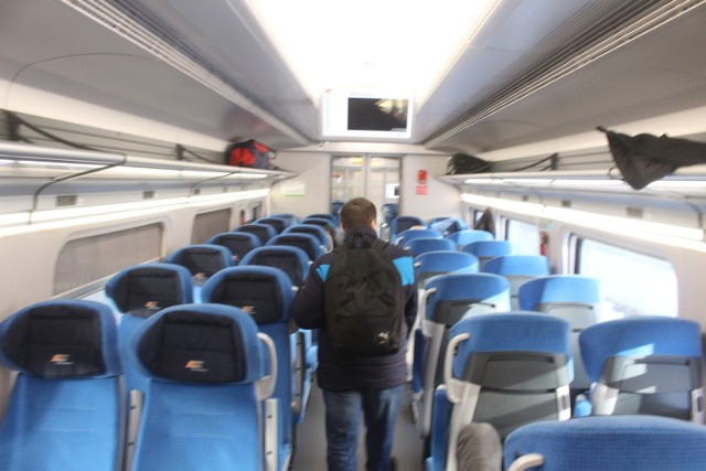 Pociąg Dart cieszy się ogromną popularnością