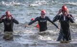 Triathlon Gdańsk 2019. Pechowy bidon i moc roweru [zdjęcia]