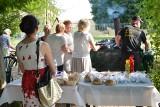 Piknik rodzinny w Janiku w gminie Kunów. Trwa zabawa w cieniu drzew (ZDJĘCIA)