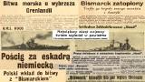 Hood wyleciał w powietrze, Bismarck poszedł na dno! Najsłynniejsza bitwa morska II wojny światowej na Atlantyku w prasie z tamtych dni