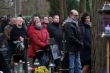 Pogrzeb Tomasza Sadowskiego: Twórca Barki spoczął na cmentarzu na Miłostowie [ZDJĘCIA]