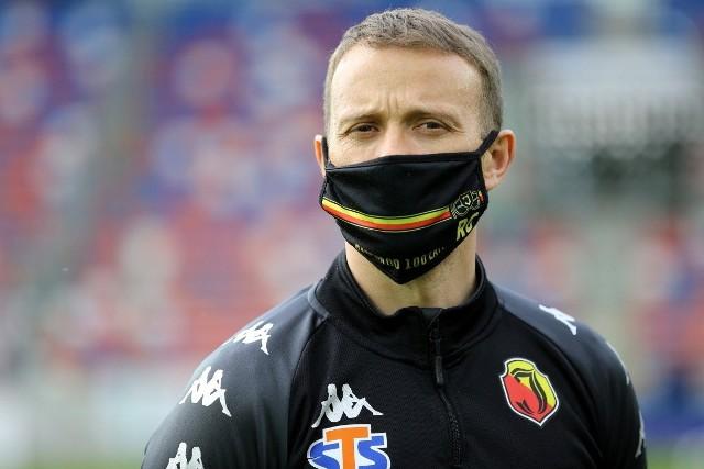 Trener Rafał Grzyb mówił po meczu w Zabrzu, że wstydzi się za grę Jagiellonii. Trudno się tym słowom dziwić.