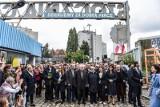 Gdańsk: 41. rocznica podpisania Porozumień Sierpniowych. Brama Nr 2 uroczyście otwarta
