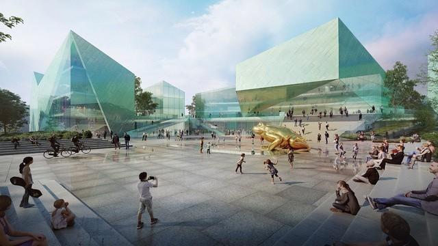 Znamy zwycięski zespół w konkursie na koncepcję architektoniczną ECFC!