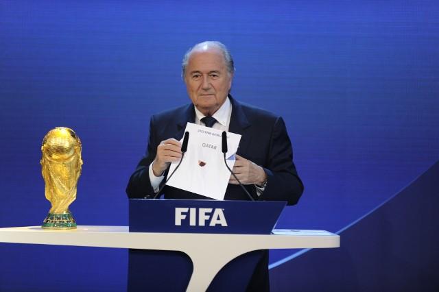 Były szef FIFA nie chce mundialu w Katarze. Wskazał zastępcę