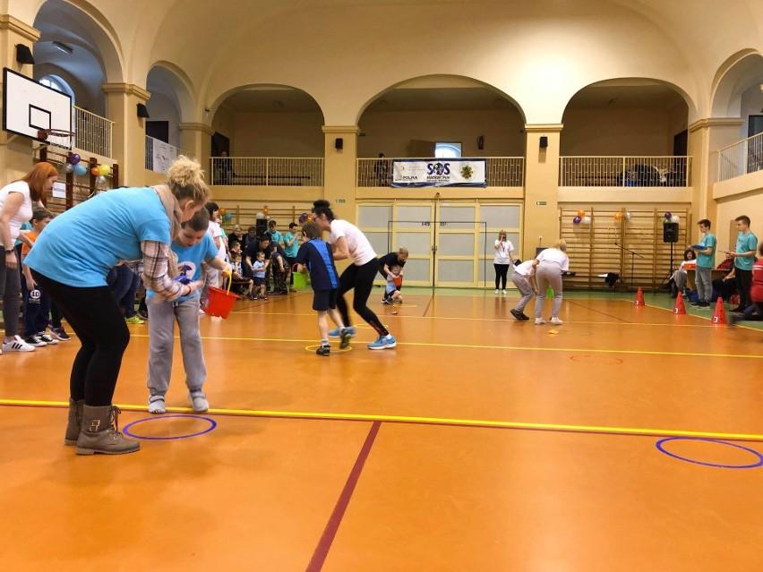 14 lutego w hali sportowej Liceum Ogólnokształcącego im....