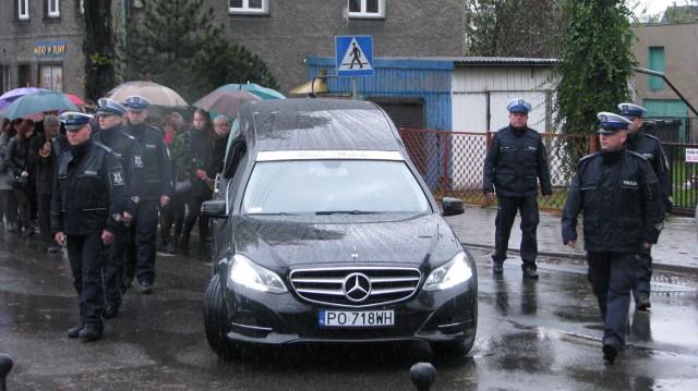 Pogrzeb odbył się w parafii Chrystusa Króla w Stolarzowicach