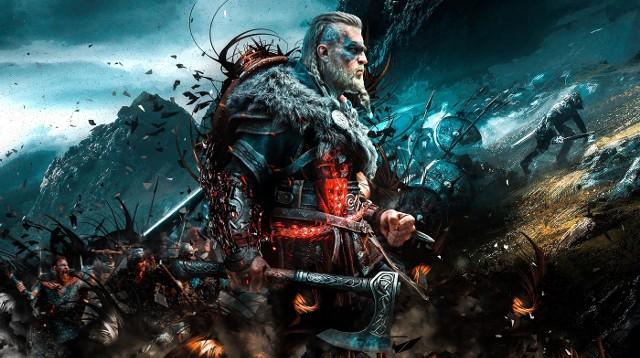 Assassin's Creed Valhalla - GAMEPLAY zaprezentowany na konferencji Ubisoftu.