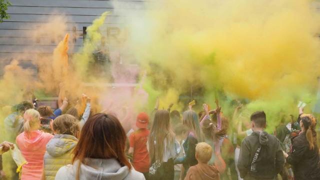 Jedną z sobotnich imprez odbywających się w ramach Dni Koszalina 2019 był Bieg Kolorów. Zobaczcie zdjęcia!