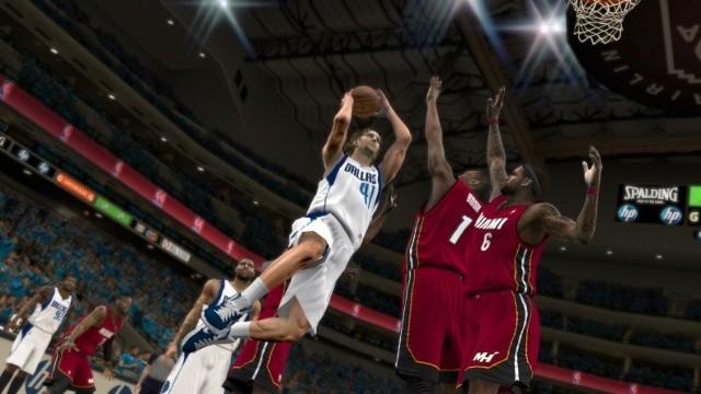 NBA 2K13NBA 2K13: Co nowego na parkiecie?