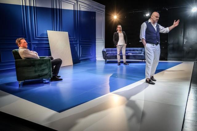 """Premiera """"Sztuki"""" w Teatrze Wybrzeże"""